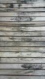 I pavimenti di legno bagnati con colore d'annata tonificano per struttura e il backgrou Immagine Stock Libera da Diritti