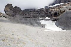 I pendii delle alpi dello svizzero di Eiger Fotografia Stock Libera da Diritti