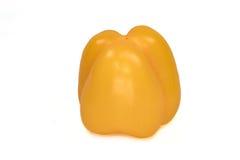 I peperoni dolci della paprica fresca, peperoni dolci ingialliscono l'isolante dei peperoni Immagine Stock