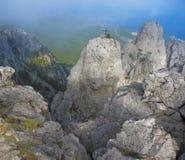 I-Petri hill, Crimea Stock Photography