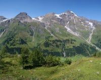 Montagne di Hohe Tauern Immagine Stock Libera da Diritti