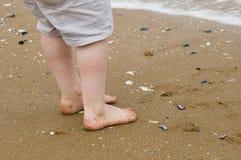 I piedi del bambino Immagine Stock Libera da Diritti