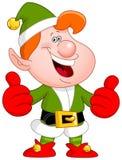 I pollici aumentano l'elfo Fotografie Stock