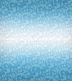 I precedenti blu illustrazione vettoriale