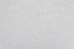 I precedenti del lavoro concreto di rifinitura di struttura bianca della parete fotografia stock