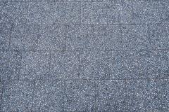 I precedenti scuri e polverosi della pavimentazione in calcestruzzo illustrazione vettoriale