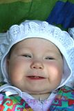 I primi denti del bambino fotografie stock libere da diritti