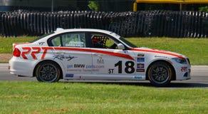 328i pro race car Royalty Free Stock Photo