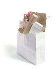 I prodotti di carta per riciclano fotografia stock libera da diritti