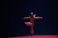 """I punti del  di Lanfang†di drama""""Mei di anno-ballo Fotografie Stock Libere da Diritti"""