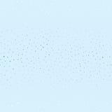 I punti ed i punti caotici disegnati a mano vector il modello senza cuciture Immagine Stock Libera da Diritti