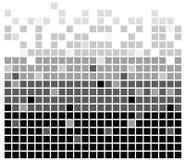 I quadrati strutturano mono III royalty illustrazione gratis