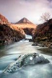 I raggruppamenti leggiadramente di Skye Fotografie Stock Libere da Diritti