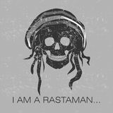 I am a rastaman Stock Photos