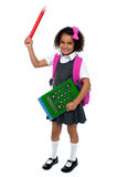 I am ready for school, are you? Stock Images