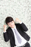 I am so rich Royalty Free Stock Images