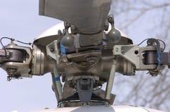 I rotori si chiudono Fotografie Stock