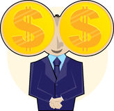 I See Money stock image