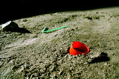 I segreti della luna Fotografie Stock