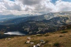 I sette laghi Rila, Bulgaria Fotografie Stock