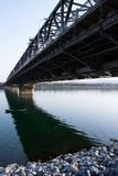 THE FIRST BRIDGE IN XIANGYANG 2 FROM AL stock photo