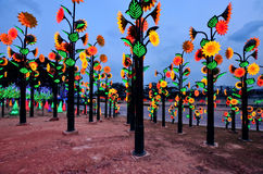 I-stad themapark, Sjah Alam Malaysia Stock Foto