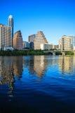I stadens centrum Austin i Texas Royaltyfria Foton