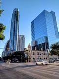 I stadens centrum Austin Texas Royaltyfria Bilder