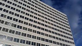 i stadens centrum byggnad Royaltyfria Bilder