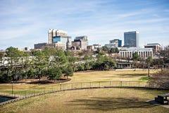 I stadens centrum Columbia South Carolina stad Royaltyfria Foton