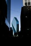 i stadens centrum dallas Arkivfoto