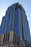 i stadens centrum horisont texas för austin byggnader Arkivbild