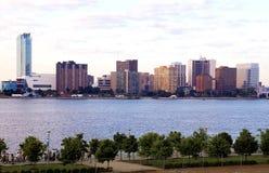 i stadens centrum horisontwindsor Arkivbild