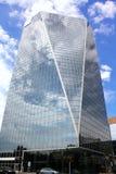 i stadens centrum kontor regina för byggnad royaltyfri fotografi