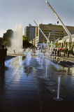 i stadens centrum montreal Royaltyfria Bilder