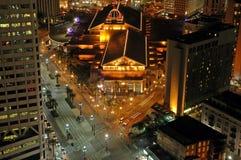 i stadens centrum New Orleans Arkivfoto