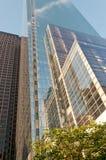 i stadens centrum philadelphia skyskrapor Royaltyfria Foton