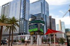 I stadens centrum Phoenix, Arizona, USA Royaltyfri Bild