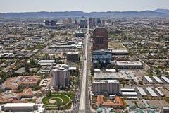 I stadens centrum Phoenix horisont Arkivfoton