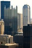 I stadens centrum Pittsburgh Royaltyfri Foto