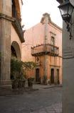 i stadens centrum queretaro Arkivbild