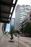 i stadens centrum seattle Arkivbilder