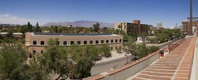 I stadens centrum Tucson Arizona Royaltyfri Fotografi