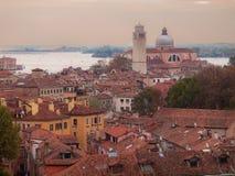 I stadens centrum Venedig, Italien Royaltyfri Foto