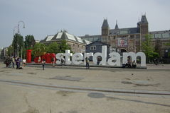I am sterdam Stock Photography