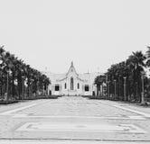 I tempel Arkivbild