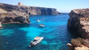 Comino royalty free stock image