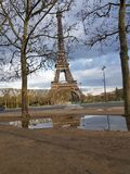 Eiffel Tower 1 royalty free stock photography