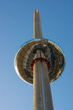 I360 Tower at Brighton, Sussex, England Stock Photography