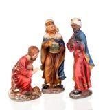 I tre uomini saggi Immagine Stock